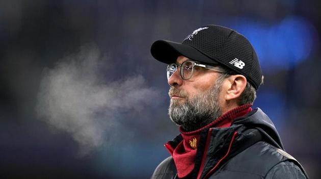 Liverpool manager Klopp worried coronavirus would 'null and void' season - Bóng Đá
