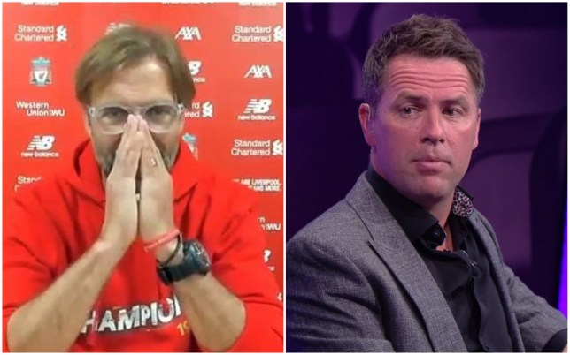 Michael Owen names the three teams that will challenge Liverpool for the Premier League title next season - Bóng Đá