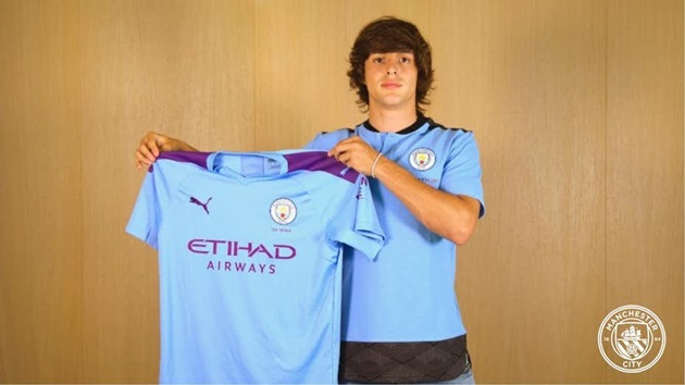 OFFICIAL: Man City complete signing of highly-rated Juventus forward - Bóng Đá