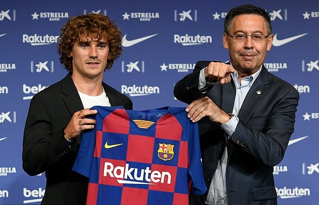 Barcelona's £1BN black hole: Despite splurging huge sums on 32 transfers since 2014 - Bóng Đá