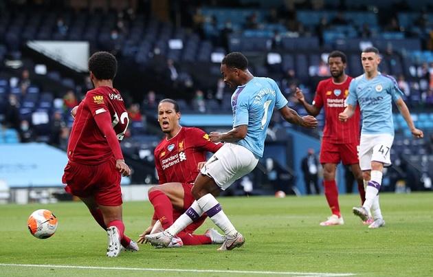 ảnh sau trận Man City vs Liverpool - Bóng Đá