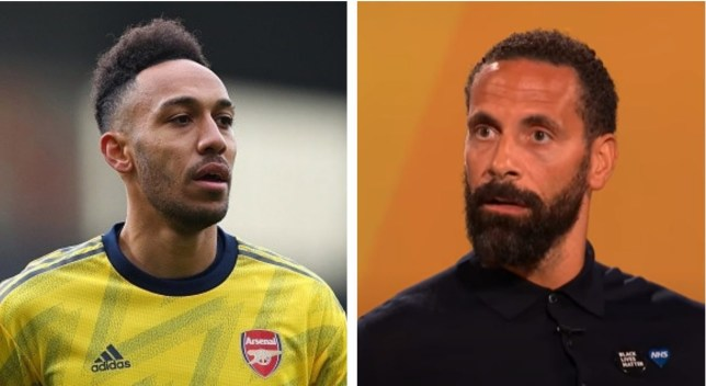 Rio Ferdinand explains why Pierre-Emerick Aubameyang is stalling over signing new Arsenal contract - Bóng Đá