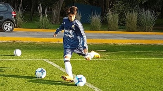 Luka Romero: Mallorca's 'Mexican Messi' the youngest player in La Liga history - Bóng Đá