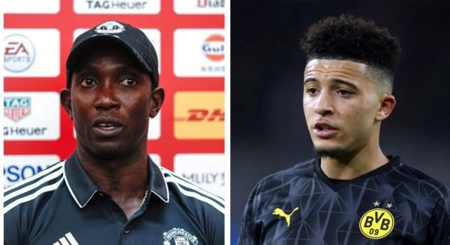 Dwight Yorke tells Manchester United to sign two players – including Jadon Sancho - Bóng Đá
