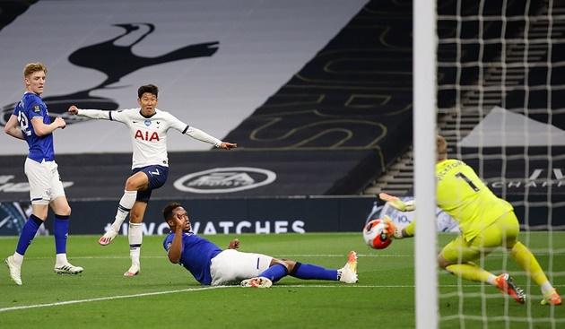 ảnh sau trận Tottenham - Bóng Đá