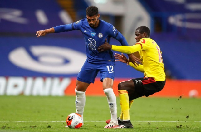 Tim Sherwood names Ruben Loftus-Cheek as the best young player at Chelsea - Bóng Đá