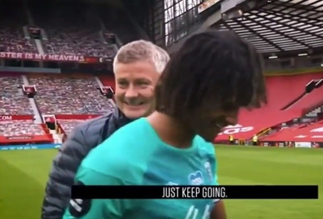 Ole Gunnar Solskjaer appears to send transfer message to Nathan Ake after Manchester United beat Bournemouth - Bóng Đá