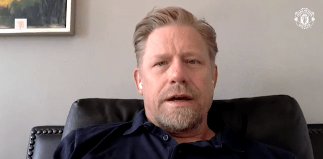 Peter Schmeichel says 'shocking' Manchester United player 'does not belong' in the dressing room - Bóng Đá