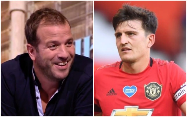 Rafael van der Vaart blasts Harry Maguire for his mistake in Manchester United's win over Bournemouth - Bóng Đá