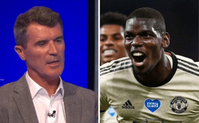 'He doesn't want to be a leader' – Roy Keane takes swipe at Paul Pogba after Manchester United win - Bóng Đá