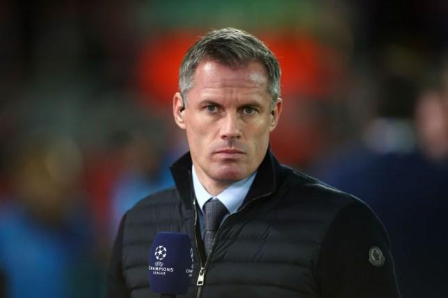 Jamie Carragher explains why Manchester United should be 'worried' about David de Gea - Bóng Đá