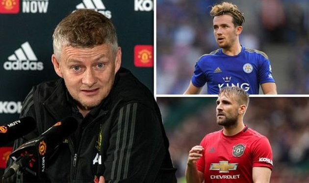 Ruthless Ole Gunnar Solskjaer ready to axe Manchester United star Luke Shaw and battle Chelsea for Ben Chilwell - Bóng Đá