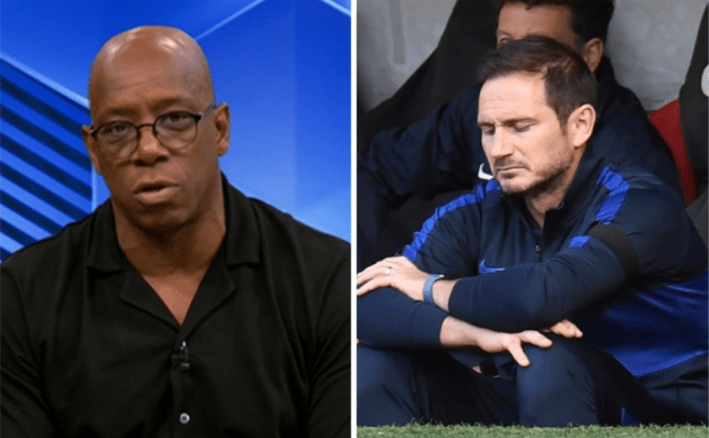 Ian Wright says Chelsea defender Andreas Christensen got 'roughed up' by Sheffield United and Frank Lampard 'got it wrong' - Bóng Đá