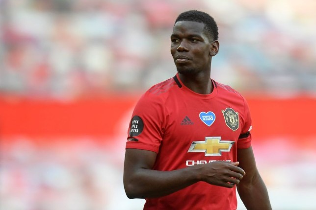 Paul Pogba set to sign new five-year Manchester United deal after stunning u-turn - Bóng Đá