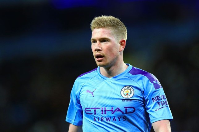 Manchester City confident Kevin De Bruyne will sign new deal after overturning Champions League ban - Bóng Đá