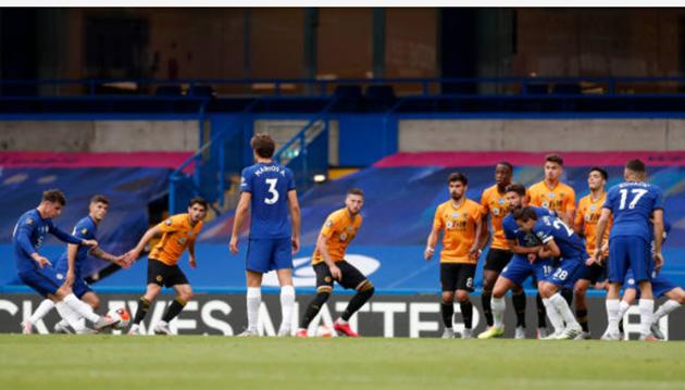 ảnh sau trận Chelsea vs Wolves - Bóng Đá