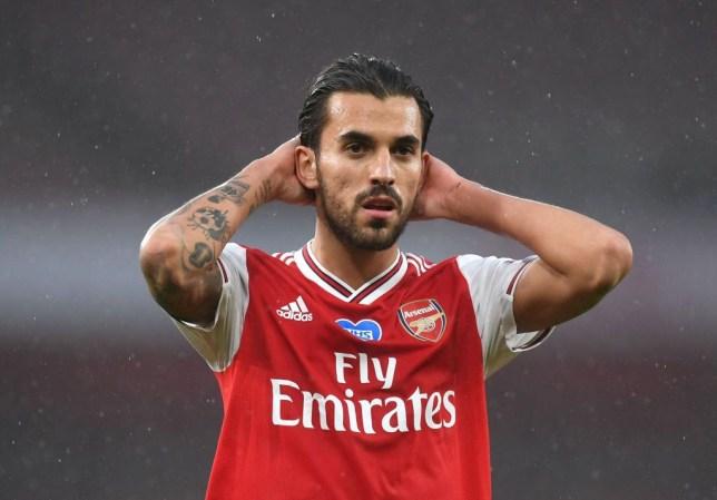 Arsenal close in on new deal for Dani Ceballos - Bóng Đá