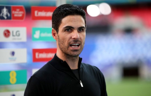 Danny Murphy urges Mikel Arteta to sign two players to take Arsenal to the 'next level' after FA Cup final victory over Chelsea - Bóng Đá
