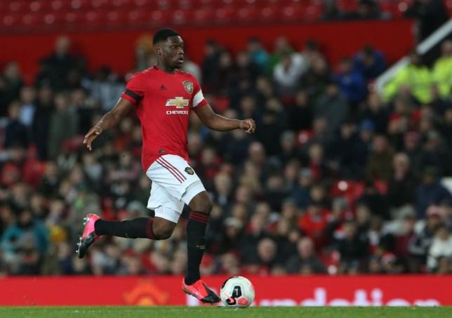 Manchester United teenager Teden Mengi set for first team debut against LASK - Bóng Đá