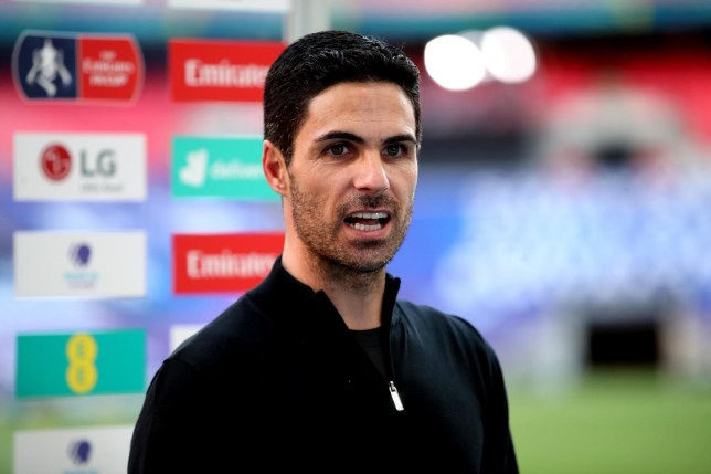 Mikel Arteta wants three signings to support Arsenal's formation switch - Bóng Đá