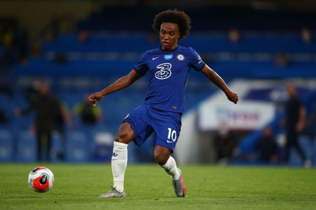 Perry Groves urges Arsenal to complete 'no-brainer' signing of Willian, who is 'better' than Nicolas Pepe - Bóng Đá