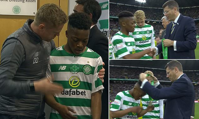 Karamoko Dembele: Celtic wonderkid ready to make first-team impact - Bóng Đá