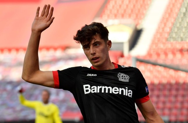 Kai Havertz agrees contract with Chelsea as Frank Lampard closes in on third signing - Bóng Đá