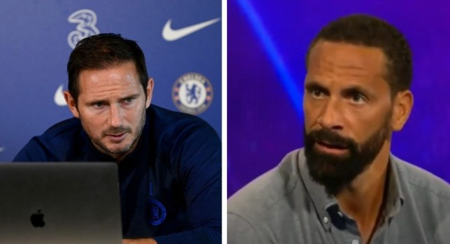 Rio Ferdinand tells Frank Lampard to prioritise two transfers for Chelsea - Bóng Đá