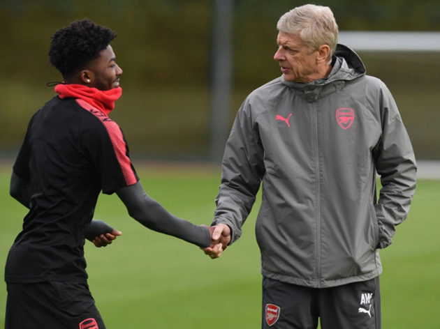 Arsenal's star Maitland-Niles, up for sale for £30m, joined Gunners at six but could leave on verge of breakthrough - Bóng Đá