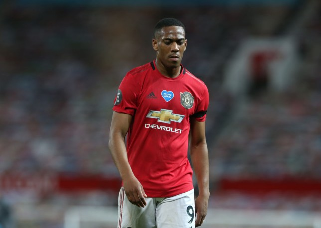 Anthony Martial is in the 'best' shape of his career, claims Ole Gunnar Solskjaer - Bóng Đá