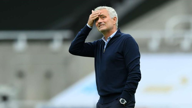 'Mourinho hasn't lost his way, players have more power now' - Tottenham boss can still get results, says Carvalho - Bóng Đá