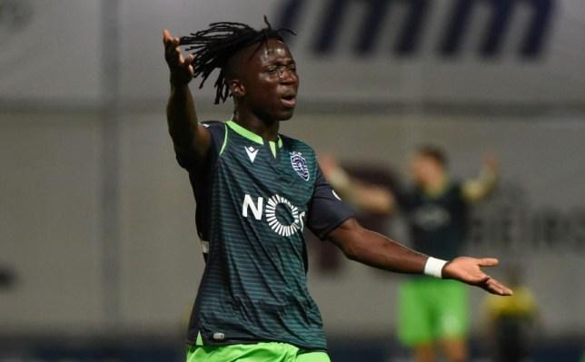 Arsenal to make player plus cash transfer offer for Sporting Lisbon wonderkid Joelson Fernandes - Bóng Đá