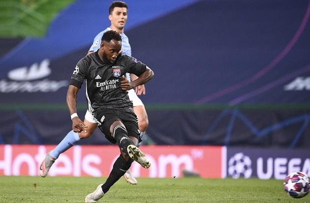 ành sau trận Man City vs Lyon - Bóng Đá