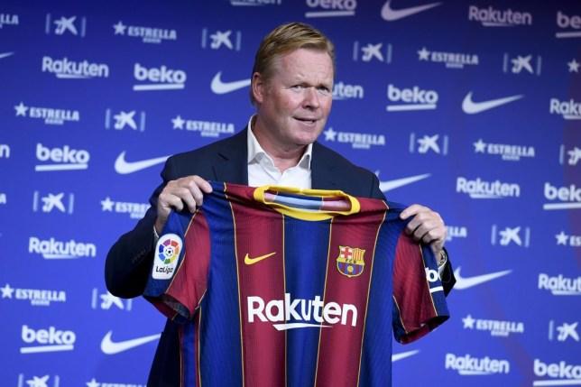 Ronald Koeman targets Liverpool star Gini Wijnaldum as Barcelona boss plans his rebuild - Bóng Đá