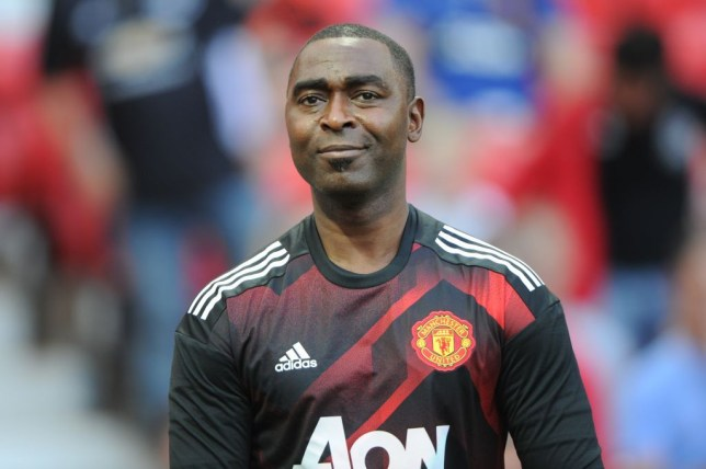 Andy Cole: