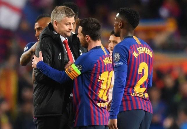 Lộ thông tin Messi đang đàm phán chuyển đến Man United