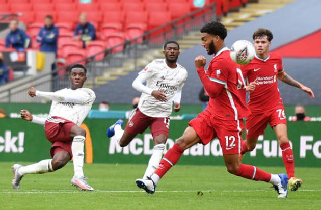TRỰC TIẾP Arsenal 1-0 Liverpool: The Kop bế tắc! (H1) - Bóng Đá
