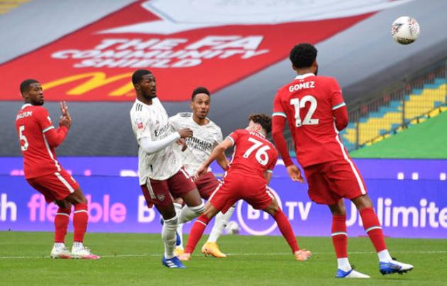 TRỰC TIẾP Arsenal 1-0 Liverpool: Aubameyang nổ súng (H1) - Bóng Đá