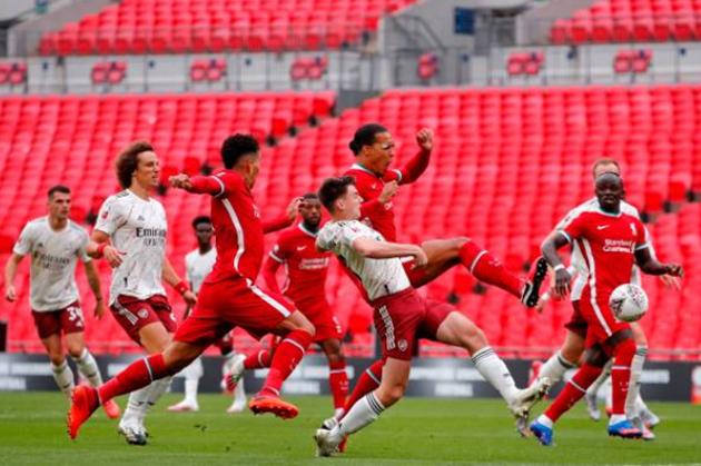 TRỰC TIẾP Arsenal 0-0 Liverpool: Pháo thủ suýt nhận bàn thua (H1) - Bóng Đá