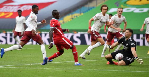 TRỰC TIẾP Arsenal 1-1 Liverpool: Mane lại bỏ lỡ cơ hội mười mươi (H2) - Bóng Đá