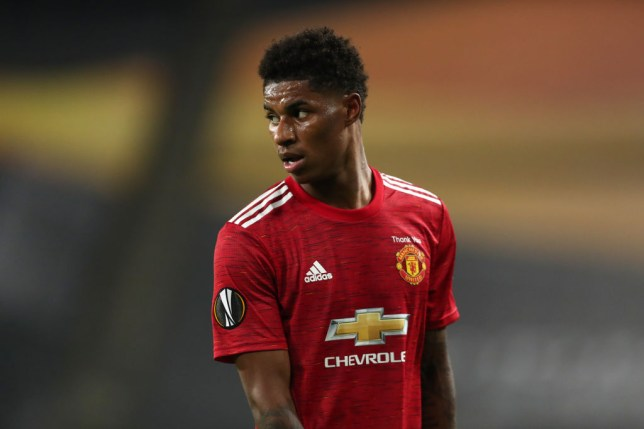 Marcus Rashford speaks out as he's replaced by Jack Grealish in England squad - Bóng Đá