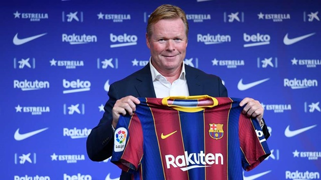 'We were disappointed to see Koeman leave' - Van Dijk understands why Barca boss needed to take dream job - Bóng Đá