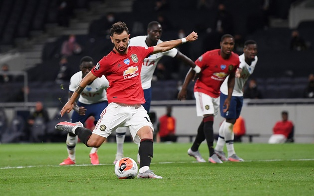 Bị Mourinho châm chọc, Fernandes vẫn tuyên bố