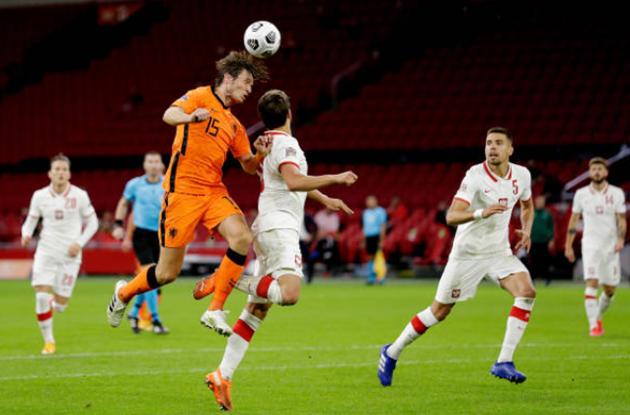 ảnh sau trận Hà Lan vs Ba Lan - Bóng Đá
