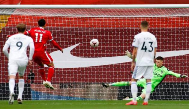 TRỰC TIẾP Liverpool 1-0 Leeds United: