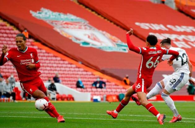 TRỰC TIẾP Liverpool 1-1 Leeds United: Pha xử lý đẳng cấp (H1) - Bóng Đá