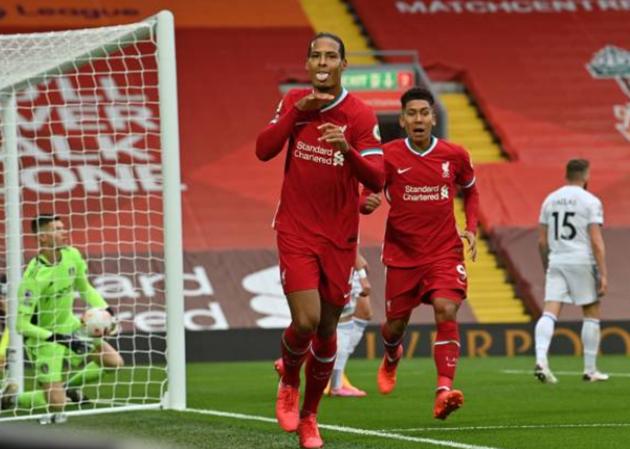 TRỰC TIẾP Liverpool 2-1 Leeds United: Van Dijk!!!!!!!! (H1) - Bóng Đá