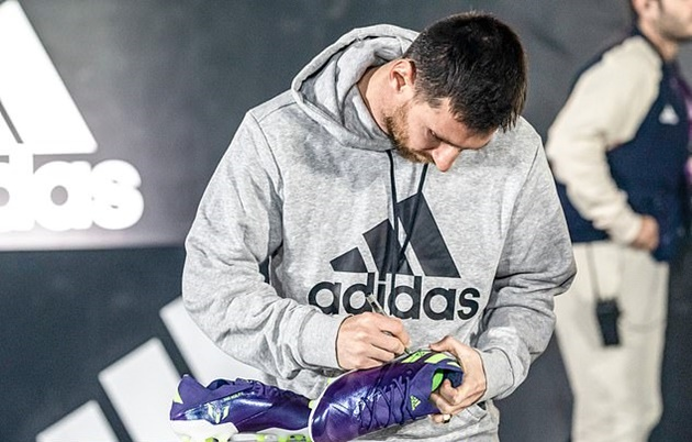 Messi trở thành tỷ phú bóng đá thế giới - Bóng Đá