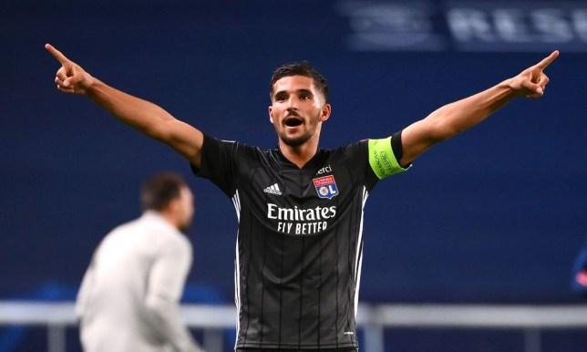 Arsenal prepare substantial bid for Lyon's Houssem Aouar - Bóng Đá