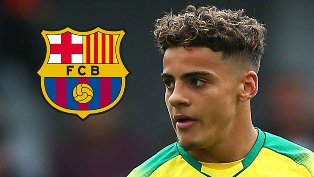 'Not for £100m!' - Barca target Aarons won't be sold by Norwich manager Farke - Bóng Đá